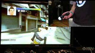 PlayStation Move Kung Fu Rider Demo - E3 2010