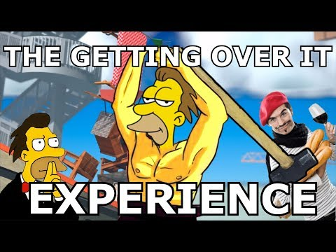 THE GETTING OVER IT EXPERIENCE