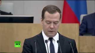 Медведев враг или дурак?