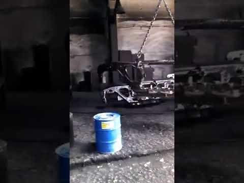 Грунтовка ГФ-021 антикор чёрная
