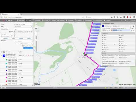 Как происходит GPS ГЛОНАСС мониторинг транспорта?
