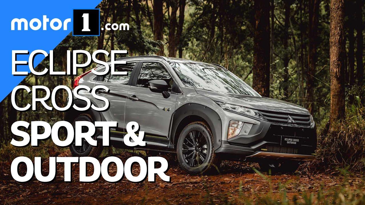 Mitsubishi Eclipse Cross ganha duas novas versões: Outdoor e Sport
