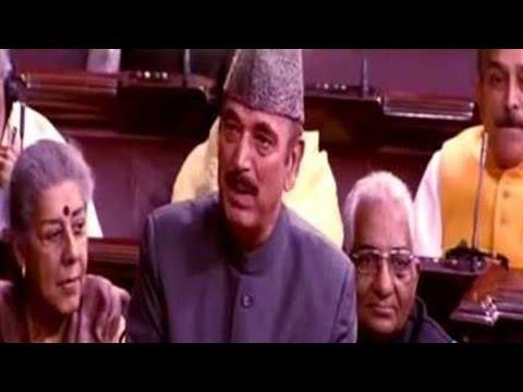 SHOCKING: Ghulam Nabi Azad Compares Demonetisation To Uri Terror Attack