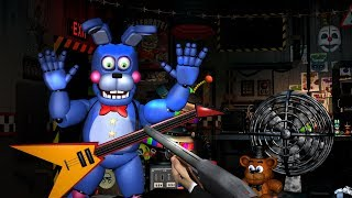SFM FNAF Ultimate Custom Night COUNTER JUMPSCARES AND CHEATING PART 2