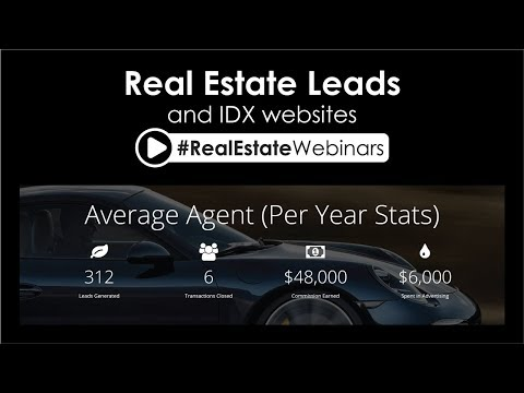 Real Estate websites for agents using IDX listings (with AgentLocator)