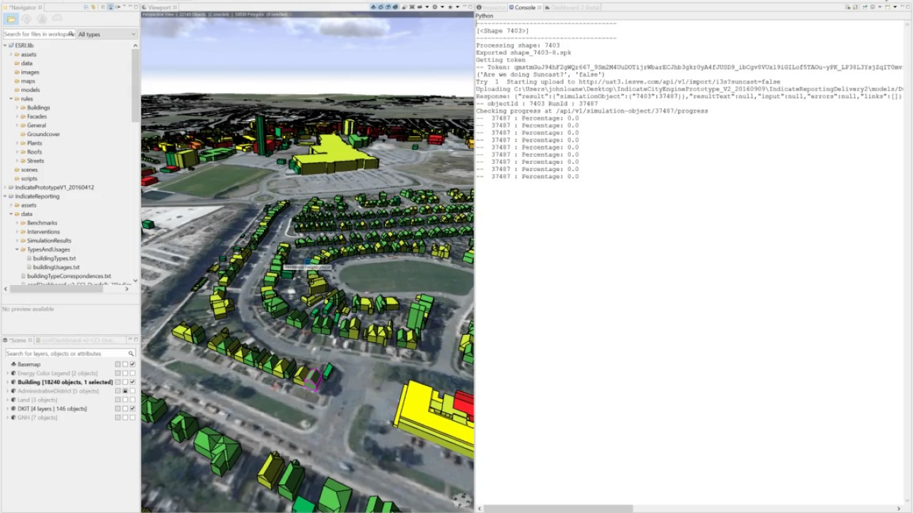 indicate platform decision support tool smart cities