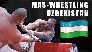 MAS-WRESTLING UZBEKISTAN 2019