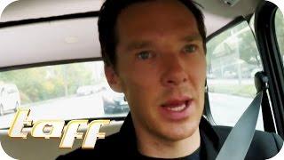Stars In Cars mit BENEDICT CUMBERBATCH aka die heißeste Männerstimme Hollywoods | taff | ProSieben