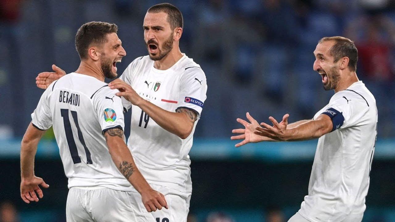 Italy vs. Switzerland - Football Match Report - June 16, 2021 - ESPN