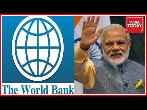 World Bank Supports PM Modi's Demonetization Drive