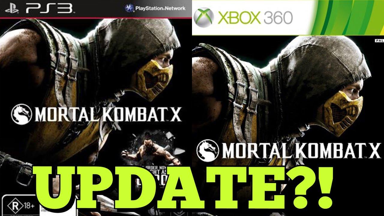 Last Gen Kombat Pack 2 Update Mortal Kombat X Ps3 Xbox