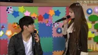 [MP3 DL Link] Dream High 2 (Ep 14) - JB & Jiyeon - Together
