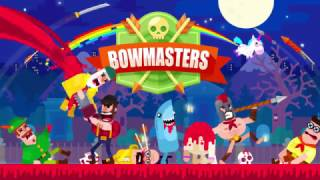 Bowmasters - out now on Android!