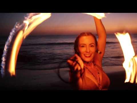 Beautiful Fire Bellydancer Tahaty
