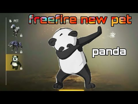 Repeat Freefire New Pet Panda Detailskill Skin Who Does