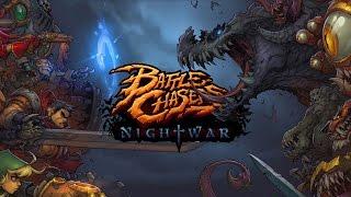 BATTLE CHASERS: NIGHTWAR Gameplay Teaser Loop