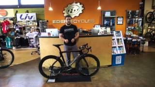 Eden Bicycles Reviews the Pinarello Dogma F8