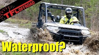 We Torture Test a New Polaris Ranger XP1000 To Find Out Why It Needs 3 Snorkels | Ep.1