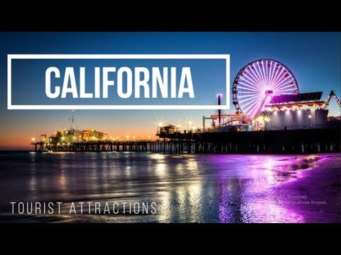 TOP 10 PLACES TO LIVE IN CALIFORNIA | CALIFORNIA CITY TOUR | TOURIST ATTRACTIONS | 2017-2018