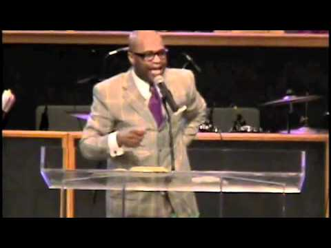 Minister Samuel B. Jackson - Too Late Now - Antioch Baptist Church, Camden, NJ