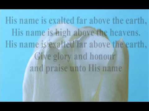 No Other Name But The Name of Jesus