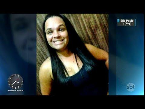Mulher morre após ser esfaqueada pelo ex-marido no litoral de SP | SBT Notícias (01/09/18)