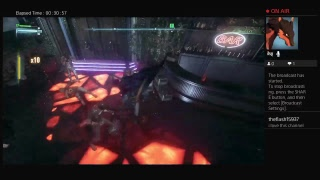 Batman Arkham Knight Live Gameplay Part 3