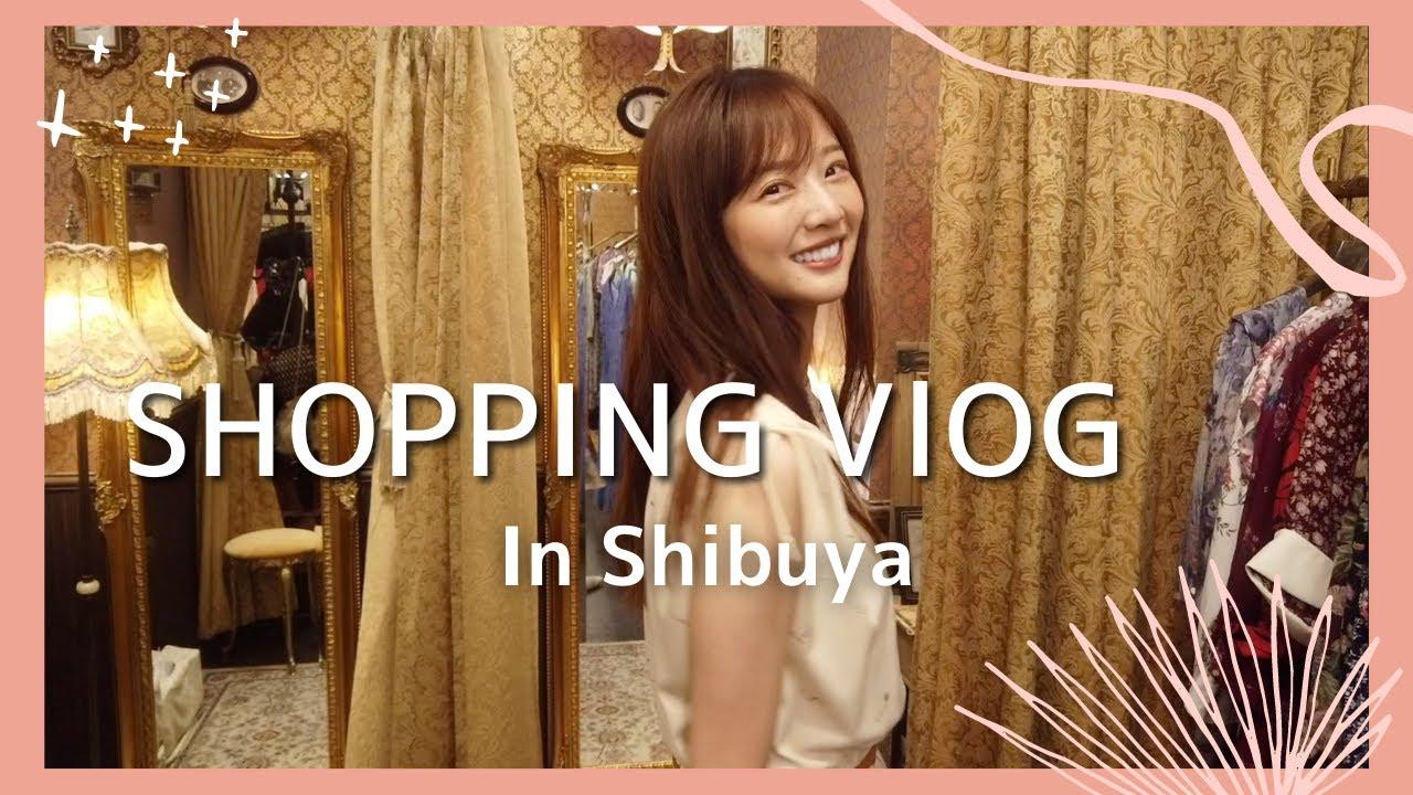 【中国語有り】買い物Vlog【ネイティブの喋るスピードで】