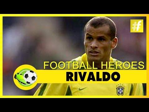 Rivaldo | Football Heroes | Full Documentary