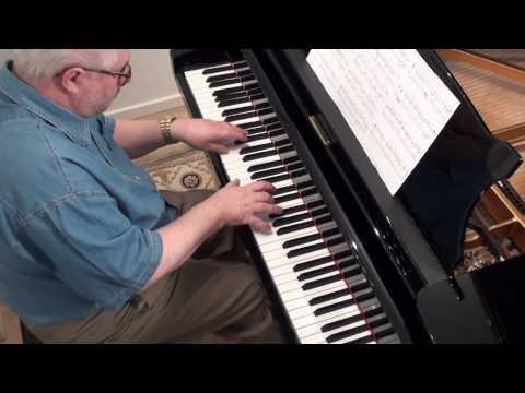 Maxine By Bill Evans (Performer Bjarne E. Nielsen)
