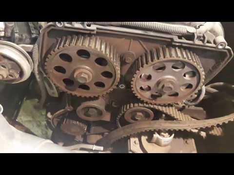 ВАЗ 21010 16 клапан 1,6 порвался ремень