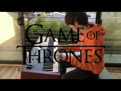 Game of Thrones - Main Theme - Tony Ann Piano Cover