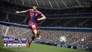 FIFA 15 Seasons Co-op Bayern vs Real PC Gameplay 60FPS 1080p