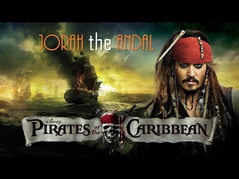 Pirates of the Caribbean  Jack Sparrow Suite Theme