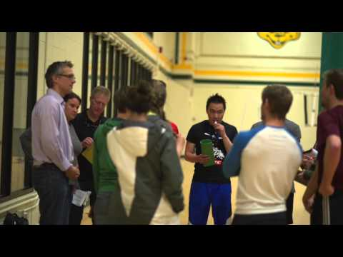 Athletes in Action National Training Camp 2015