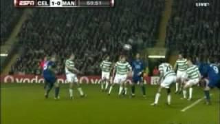 Celtic FC vs. Manchester United Highlights 2008