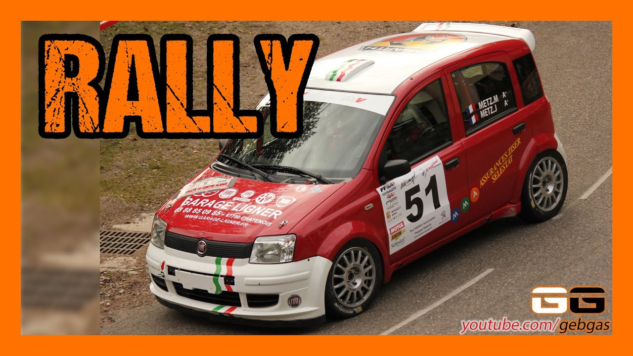 fiat panda micha l metz rally 2014 ried centre alsace j r my metz youtube. Black Bedroom Furniture Sets. Home Design Ideas