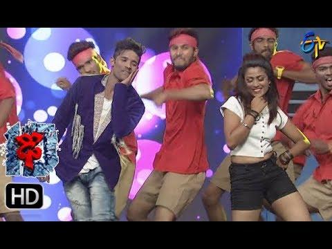 Raju Performance | Dhee 10 |  8th November 2017| ETV Telugu
