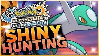 LIVE ULTRA WORMHOLE SHINY LATIOS HUNTING! Pokemon Ultra Sun and Ultra Moon Shiny Hunting w/ HDvee