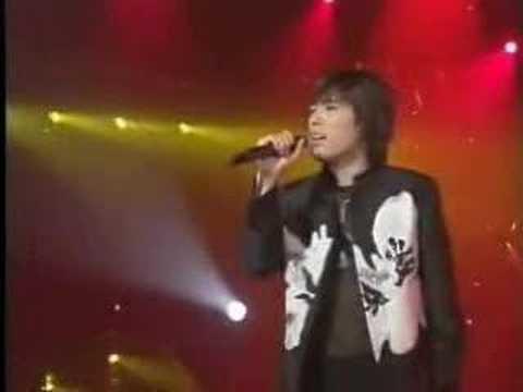 "Kim Sang Min ""She's Gone live"" #1"