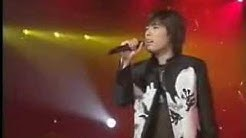 "Kim Sang Min ""She's Gone live"""