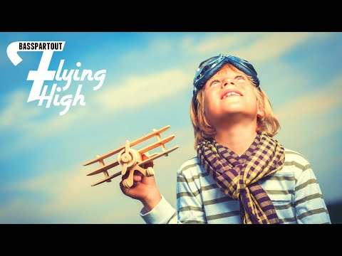 Flying High - Positive Energetic Instrumental Background Music for Video