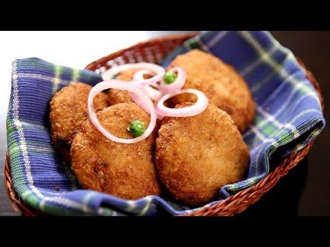 Poha Kachori | Easy Kachori Recipe With Flattened Rice - Snack Recipe | Ruchi