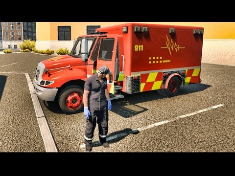 FLASHING LIGHTS THIRD GAMEPLAY (FLASHING LIGHTS) POLICE FIRE EMS |