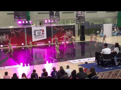 Can you dance 2015 runners up! Jordan ayers school of dance ????