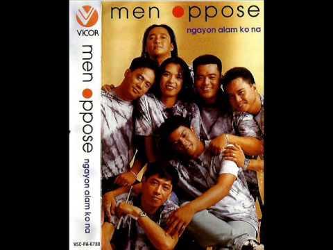 Pag-ibig Ko Sa Iyo'y 'Di Magbabago (Men Oppose)  Ngayon Alam Ko