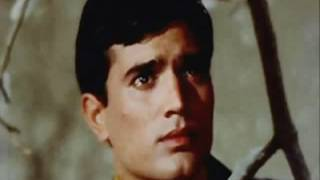 Kahin Door Jab Din Dhal Jaaye Karaoke hindi song Mukesh Anand
