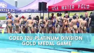 2019 Junior Olympics 12u Co-Ed Platinum Division Gold Highlights