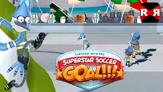 Cartoon Network Superstar Soccer: Goal - Mordecai Trophy - iOS / Android - Walktrough Video