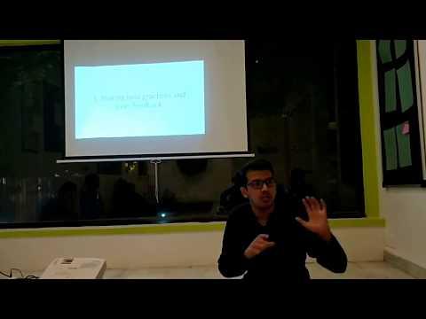 Explore Peer Learning | Harsh @ FD Pune
